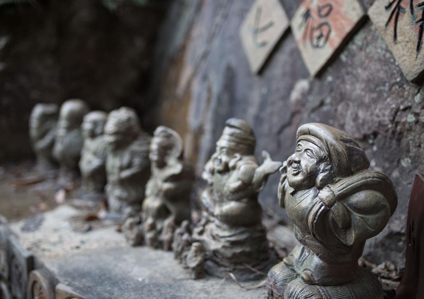 「七福神めぐり」をしながら東京・谷中を散策しよう