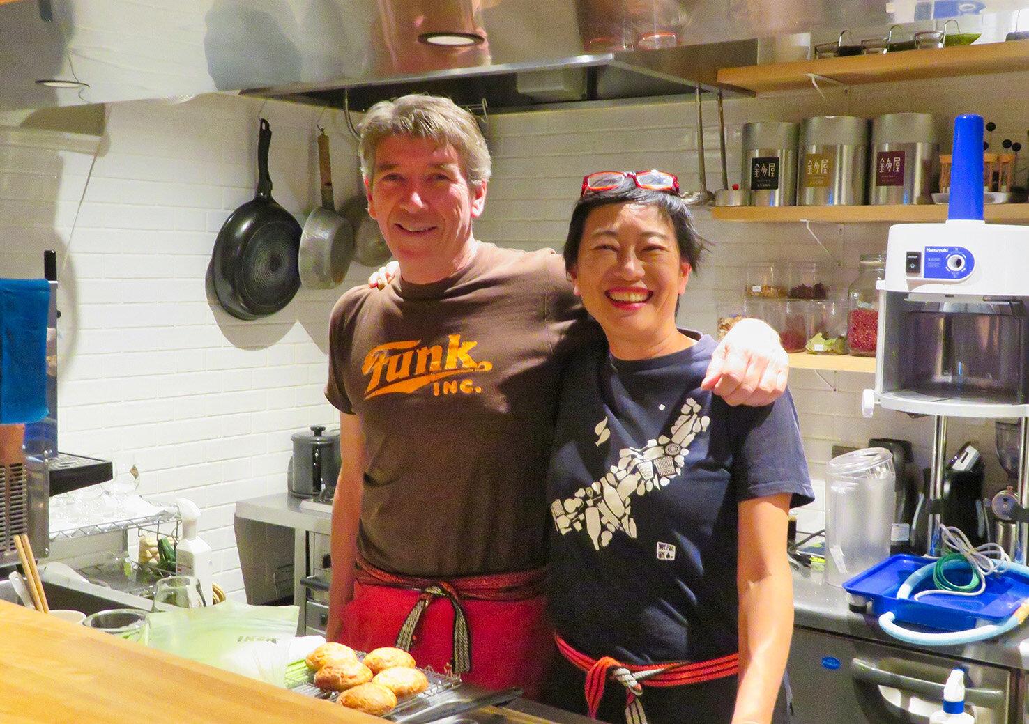 我が家のように寛げる日本酒バル「DOZO SAKE金多屋」