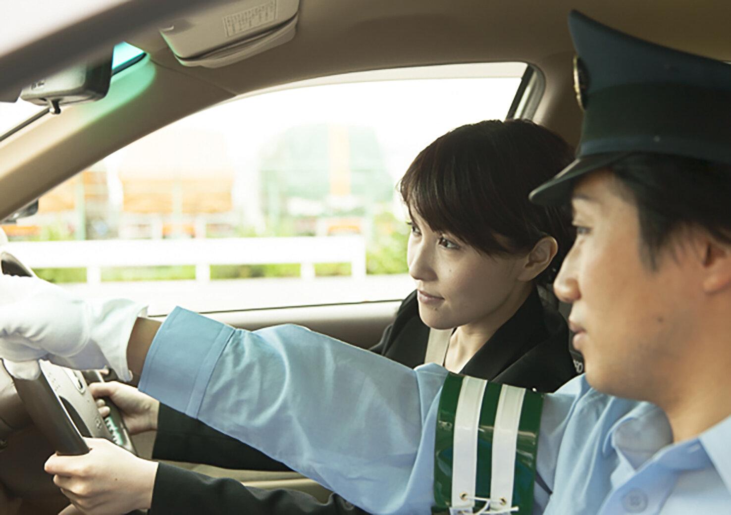 運転免許証を取得して日本の公道を運転しよう!