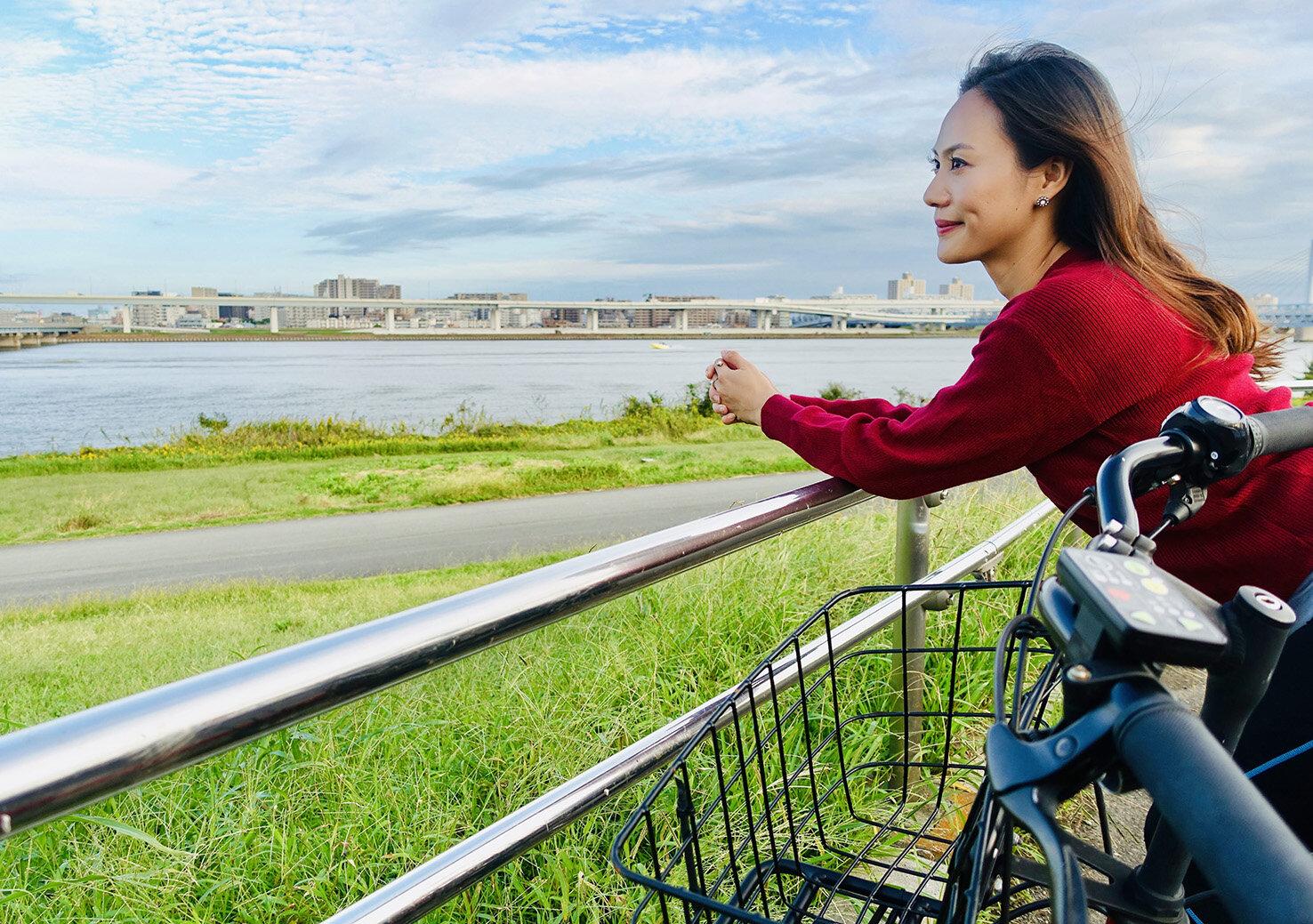 荒川サイクリングロードでツーリングを楽しもう!