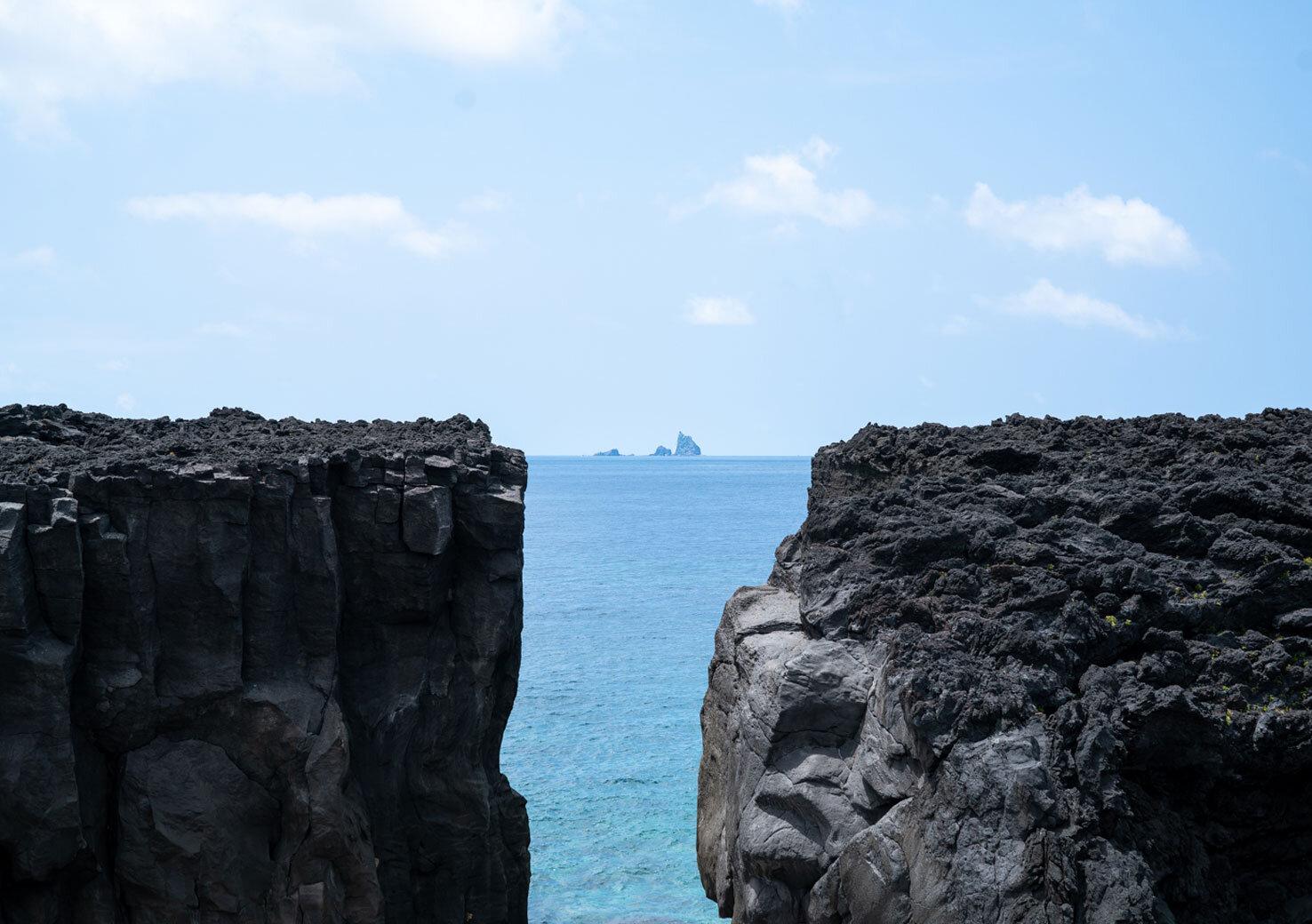 大自然を感じる三宅島巡り