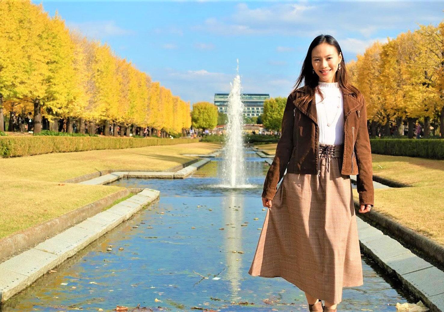 国営昭和記念公園で四季を楽しもう!